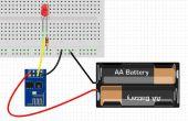 Abrir y cerrar de ESP8266 nativo, como arduino usando Windows