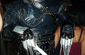 Edward Scissorhands Costume... En el barato.