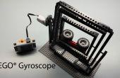Giroscopio LEGO (documentada en forma GIF)