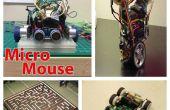 Laberinto de Solver con Arduino y ArduMoto(Micromouse) V:1.1