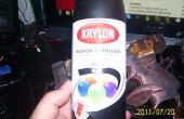 Mi proyecto que utilizaba krylon con.