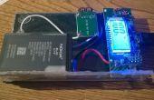 Solar/de la pared cargada batería