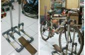Aparcamiento para bicicletas de paseo-