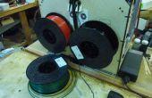 Carretes de cambio rápido en el MakerBot Replicator