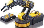 Controlar un brazo robótico OWI con Arduino