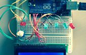 Proximidad de colega de Arduino Ping