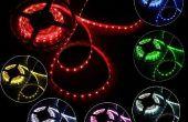 ¿Cómo tiras de LED RGB puede ofrecer 2 años de garantía?