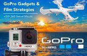 Gadgets de GoPro y película estrategias