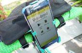 Teléfono celular bicicleta soporte para la serie Galaxy S