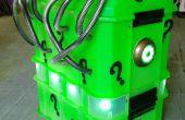 Tecnología de Batkid #1: Dispositivo de acertijo