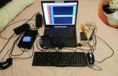 Movilización del ordenador portátil