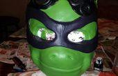 TMNT Teenage Mutant Ninja tortugas trajes y máscaras de