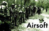 Guía de tácticas de Airsoft y empezar