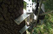 Árboles Robot escalada