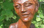 Restauración de escultura de madera