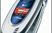 Añadir tonos de llamada a un teléfono de verizon lg vx5200 gratis
