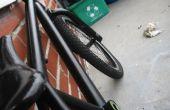 Cómo personalizar una bicicleta bmx