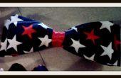 Patriótico corbata de lazo