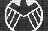 Hacer una Simple cruz puntada patrón desde una imagen