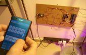 Multi voltaje Ardu droide Bluetooth controlado interior jardinería