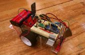 Línea siguiente Arduino Robot