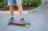 Electric Skate v2.0: Smartphone controlado