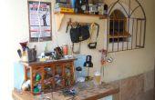 Mi taller al aire libre (Minha Oficina)