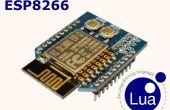 WiFiBee (ESP8266) LED parpadea ESPlorer LUA