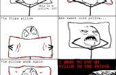 Consejo rápido: Cómo mantener una almohada fría para barato (o incluso gratis)! ¿