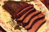 SOUS VIDE nalga (LONDON BROIL)