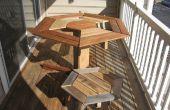 Amplia plataforma de muebles