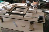 Máquina que acolcha de Arduino