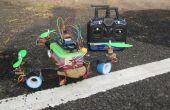 Totalmente cero construido Tricopter