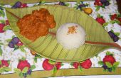 Pollo de mantequilla India (mi estilo)
