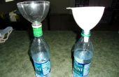 Embudo de la botella de agua