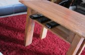 Mesa de palet | Cómo hacer una mesa de paletas de madera de viejo