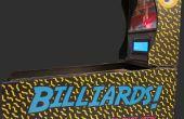 3D impreso máquina de Pinball