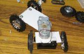 Cómo hacer un coche robótico con Stearing en casa