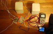 Demostración de modulación de ancho de pulso RaspberryPi