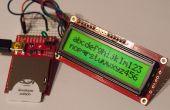 Cableado y programación de la Imp eléctrico con display LCD