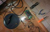 Microondas Beeper silenciador Hack