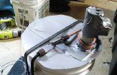 Planta de metano del biogás pequeño súper fácil DIY