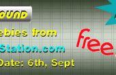 Freebie de componentes electrónicos de www.ICStation.com