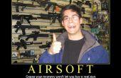 Una guía completa de airsoft: principiante / nivel de entrada.