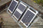 MI proyecto de generador SOLAR doméstico
