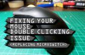 Fijación de su ratón haga doble clic en cuestión (reemplazando el mini-interruptor de Razer Deathadder 3.5G)