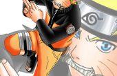 Fiesta de cumpleaños temática de Naruto