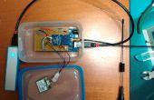 Proyecto Arduino: Gama de prueba LoRa módulo RF1276 para la solución de rastreo GPS