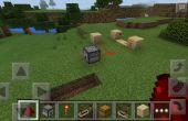 Cómo hacer un lanzador automático de la flecha en todos minecrafts [pe, pc, wii u y xbox]