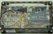 Caja de prueba de calidad del aire